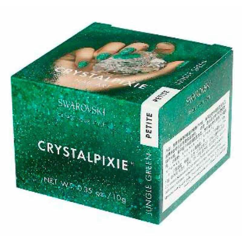 Jungle Green 10g CrystalpixieTM Petite Swarovski