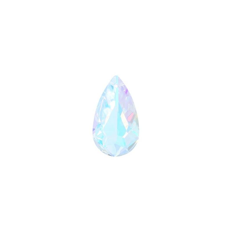 24x12MM Crystal AB (001 AB) Ripatsid 6100 SWAROVSKI ELEMENTS