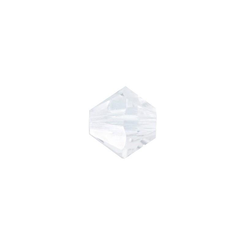 3MM CRYSTAL (001) 5328 XILION Bi-Cone Helmed SWAROVSKI ELEMENTS