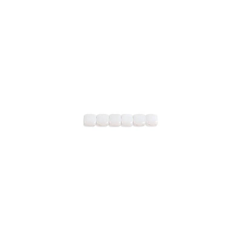 6mm Alabaster czechMates plaat (Tile) helmed