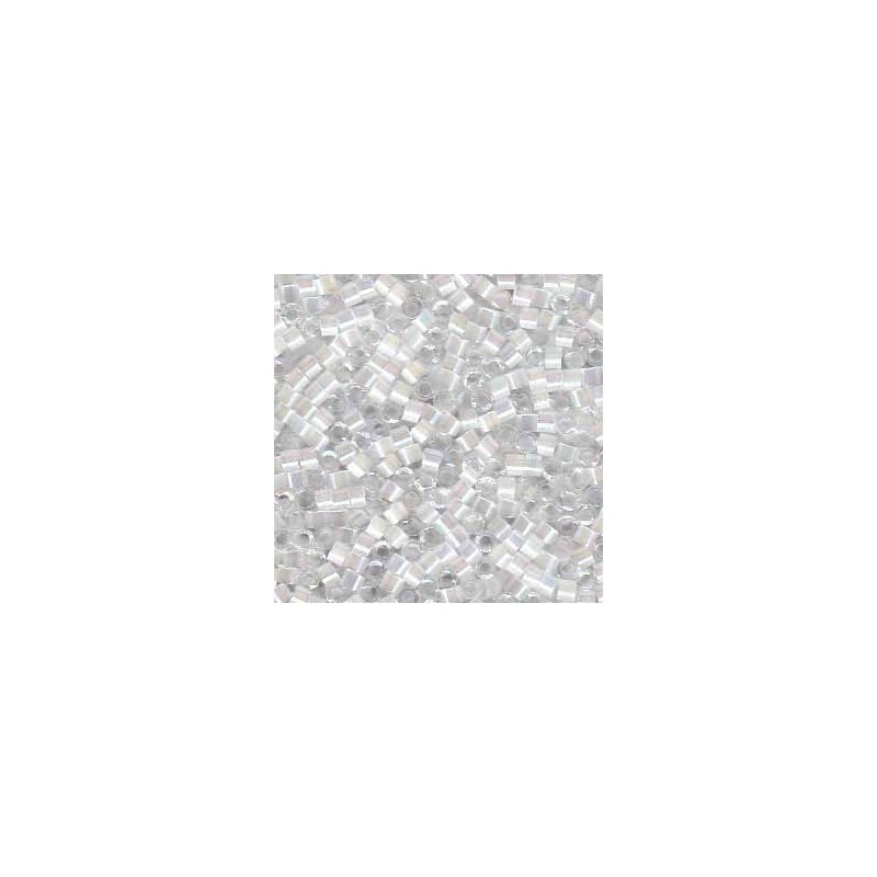 DB-670 Crystal Silk AB Miyuki DELICA 11/0 seed beads