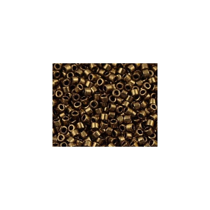 DBM-22 Metallic Bronze Miyuki DELICA 10/0 seed beads