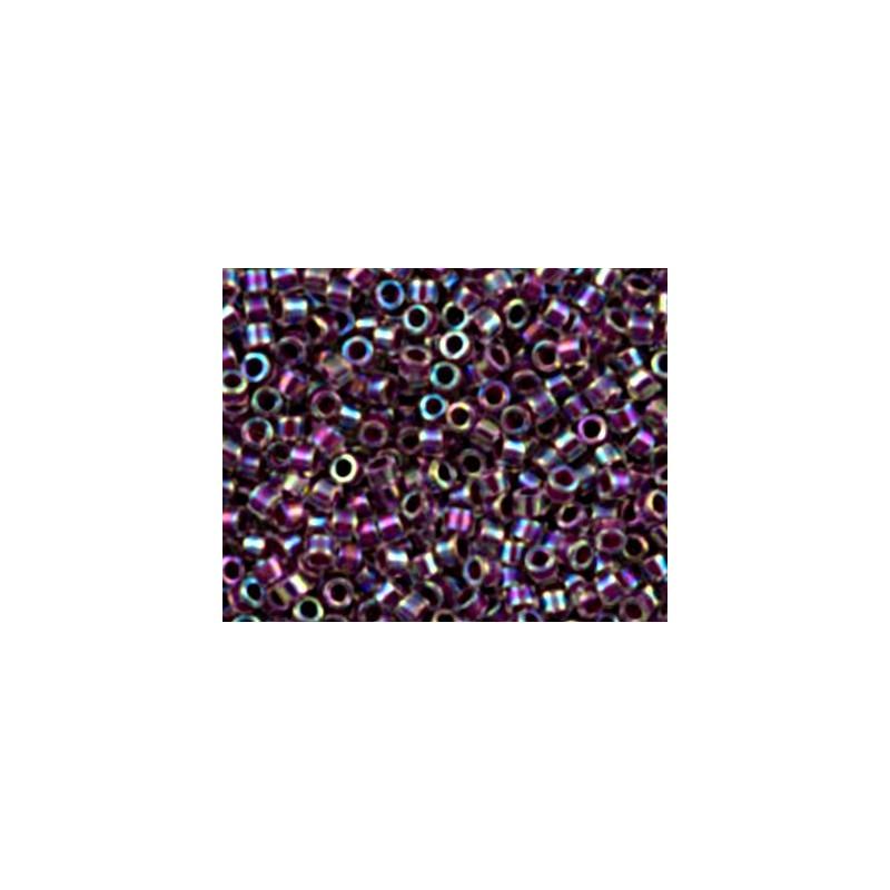 DBM-56 Lined Magenta AB Miyuki DELICA 10/0 seed beads