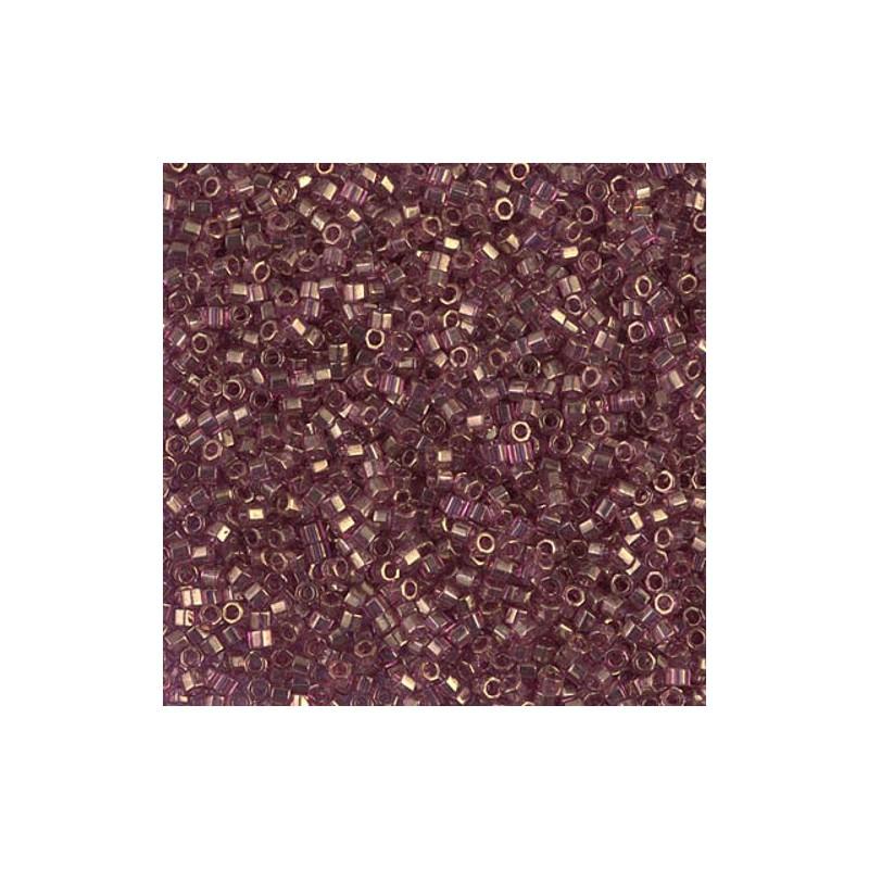 DBC-0029 Metallic Purple Gold Iris Miyuki DELICA Hex Cut 11/0 seemnehelmed