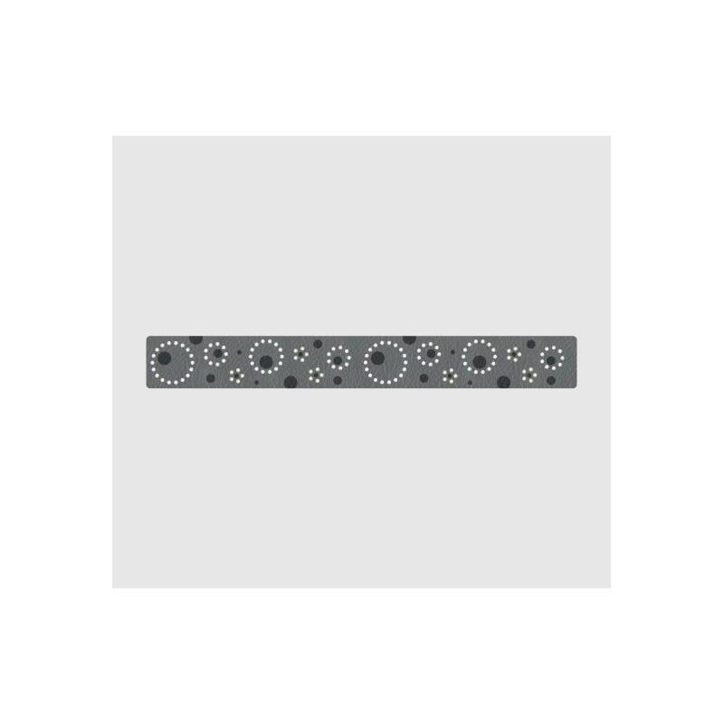 Kala 88405 Blue Grey Crystal Leatherette-it 51x80mm