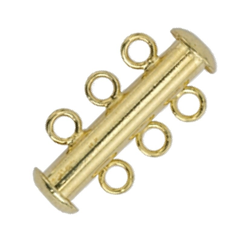 magnetic slider Kuld toon 3 rida umbes 11x20mm
