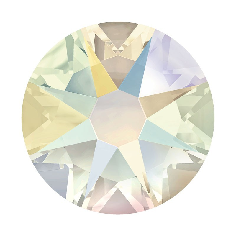 2088 SS20 Crystal Shimmer F (001 SHIM) XIRIUS Rose SWAROVSKI ELEMENTS