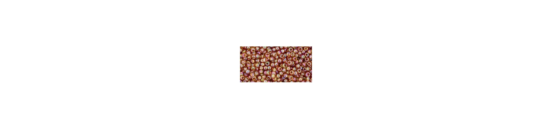 Ümmargused (2.2mm) seemnehelmeid 11/0