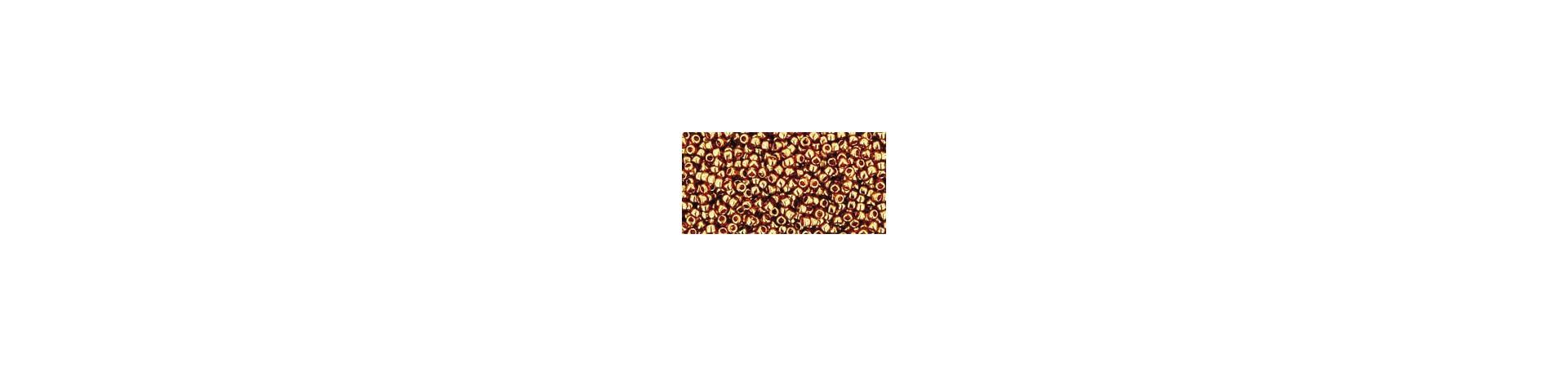 Ümmargused (1.5mm) seemnehelmeid 15/0
