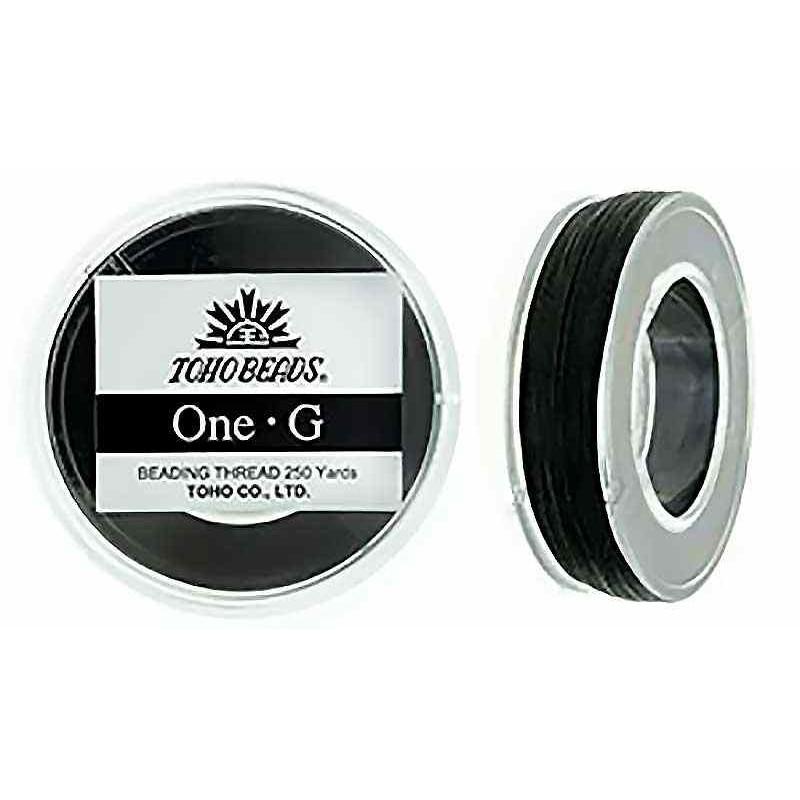 Must TOHO One-G Niit Tikkimiseks 228.6m (250yd) pikk