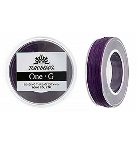 Purple TOHO One-G Niit Tikkimiseks 228.6m (250yd) pikk