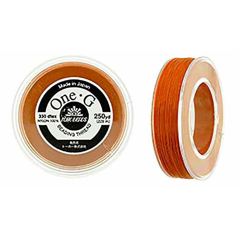Orange TOHO One-G Niit Tikkimiseks 228.6m (250yd) pikk