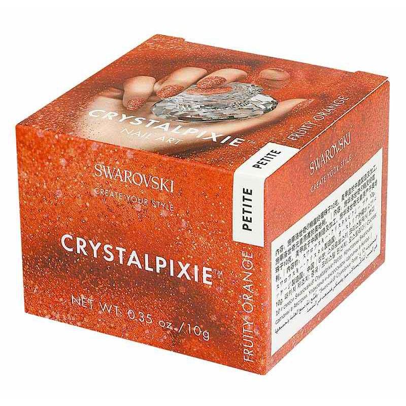 Fruity Orange 10g CrystalpixieTM Petite Swarovski