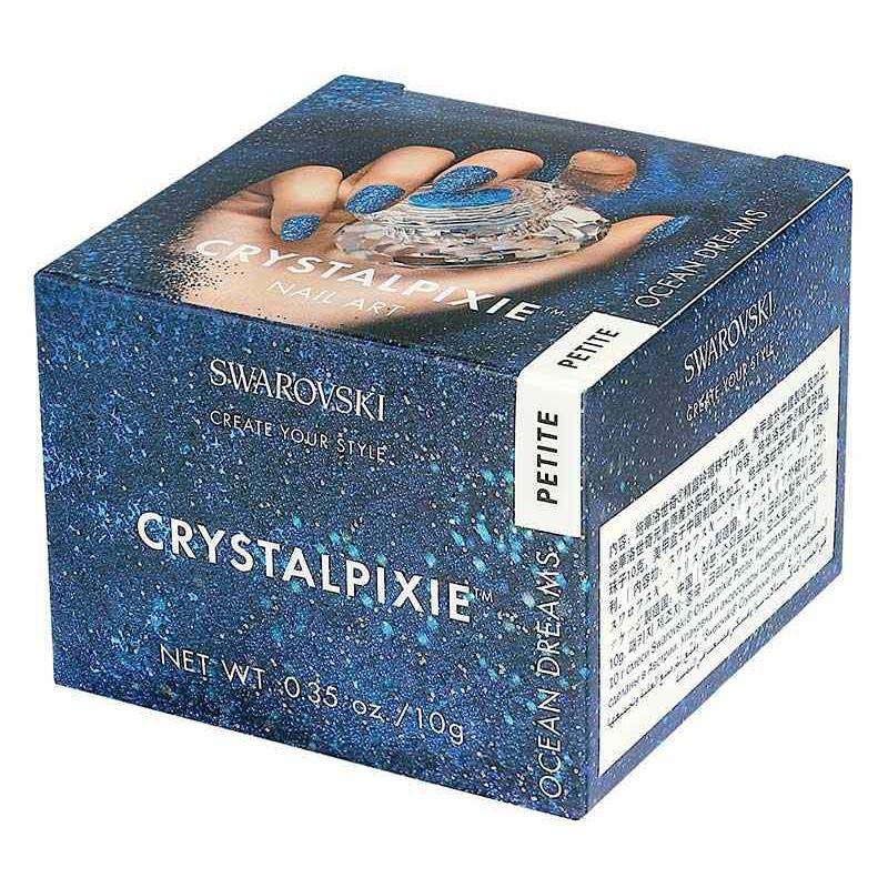 Ocean Dreams 10g CrystalpixieTM Petite Swarovski