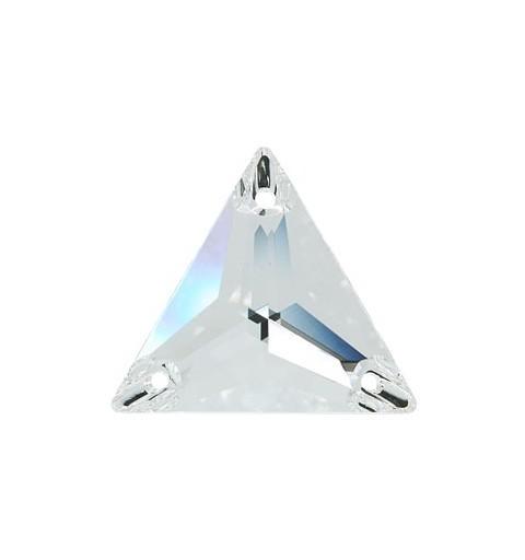 16MM CRYSTAL F (001) 3270 Triangle SWAROVSKI ELEMENTS