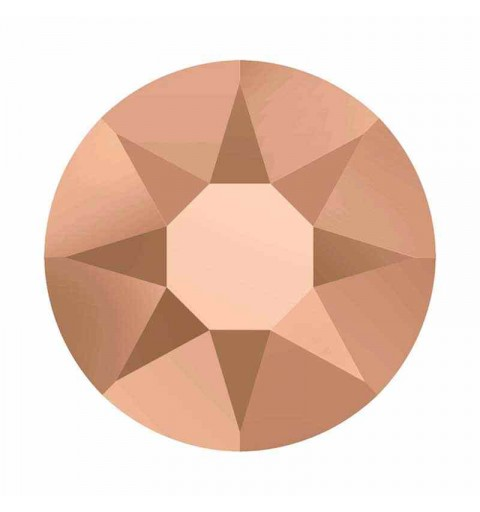 2078 SS16 Crystal Rose Gold A HF (001 ROGL) SWAROVSKI ELEMENTS