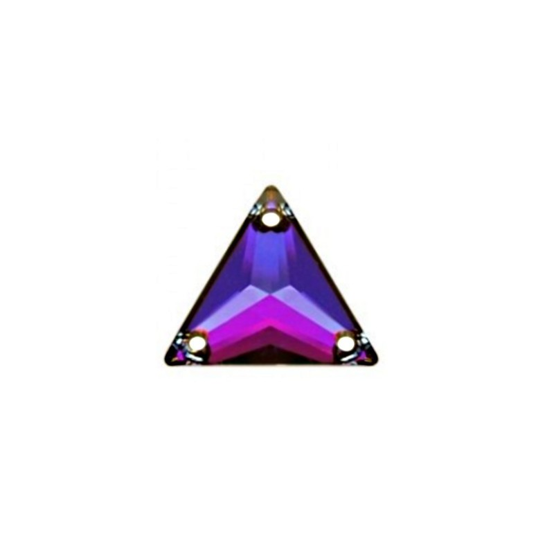 16MM Crystal Volcano F (001 VOL) 3270 Triangle SWAROVSKI ELEMENTS