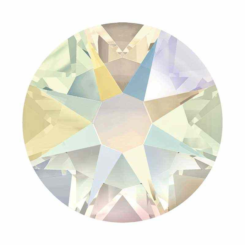 2088 SS16 Crystal Shimmer F (001 SHIM) XIRIUS Rose SWAROVSKI