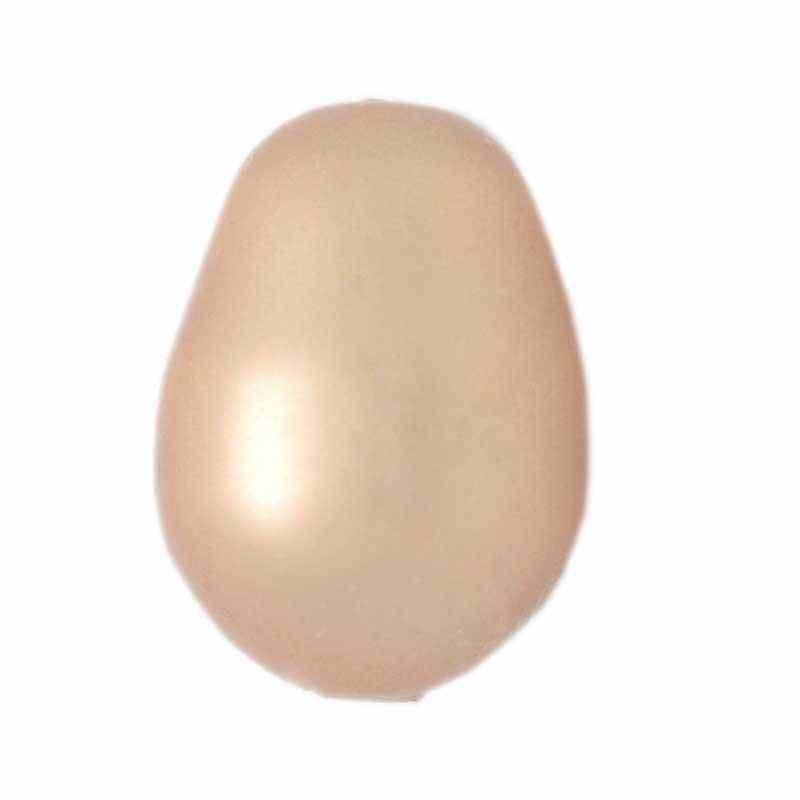 11x8MM Vintage Gold Crystal Pärl (001 651) Pirnikujuline 5821 SWAROVSKI