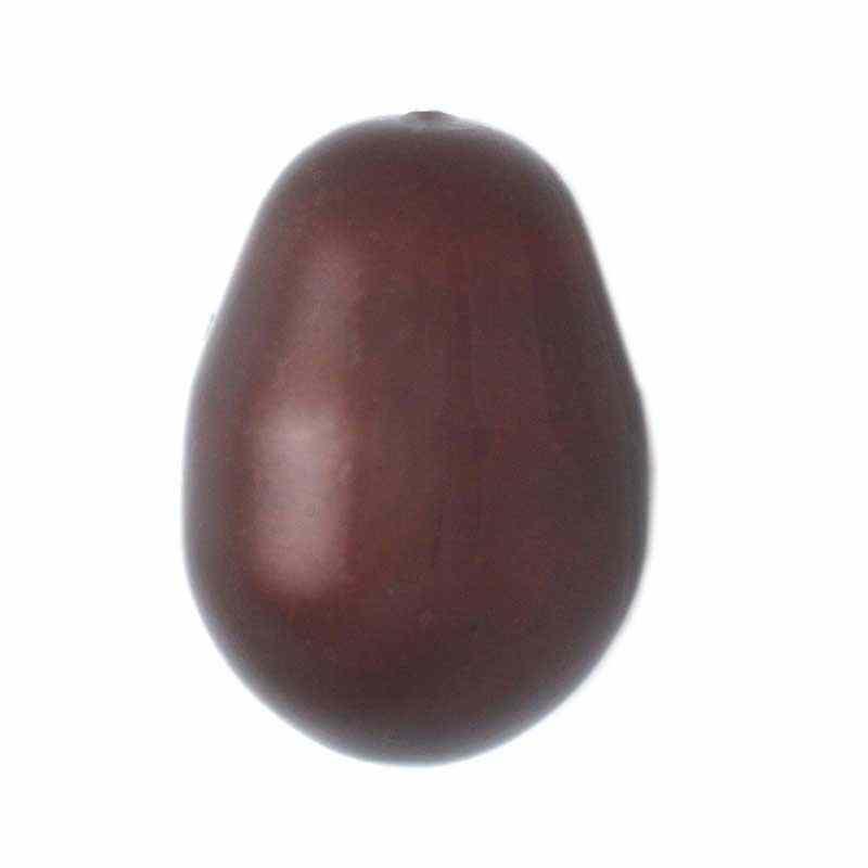 11x8MM Maroon Crystal Pearl (388 MRPRL) Pear-shaped 5821 SWAROVSKI