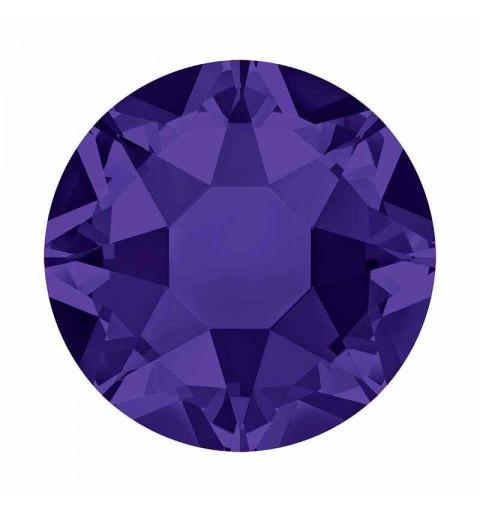 2078 SS20 Purple Velvet A HF (277) SWAROVSKI CRYSTALS