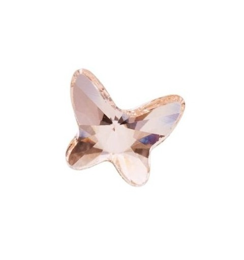 8MM Silk F (391) 2854 Butterfly SWAROVSKI ELEMENTS