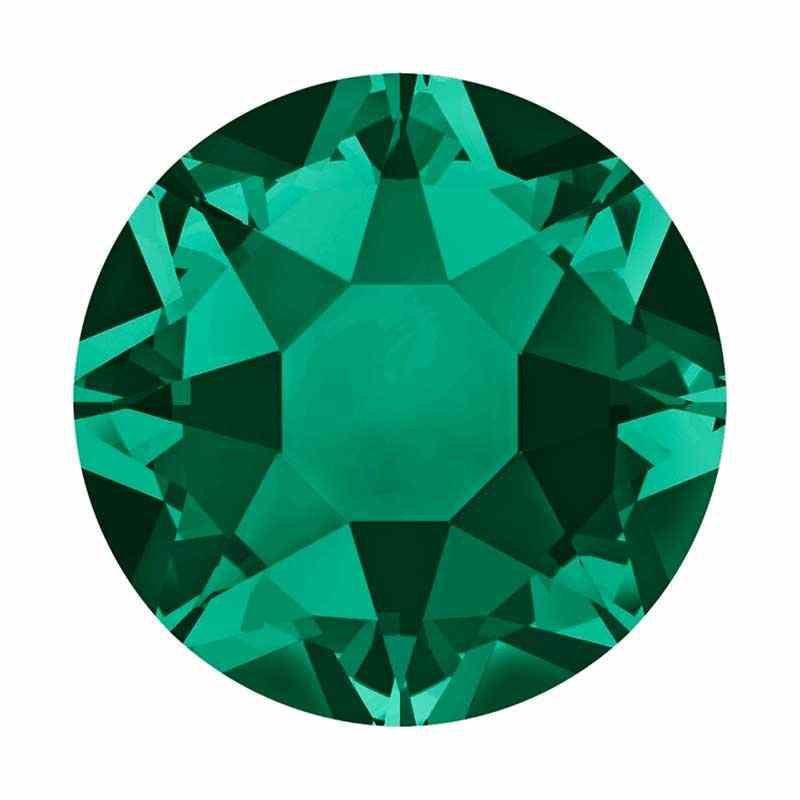 2078 SS20 Emerald A HF (205) SWAROVSKI CRYSTALS