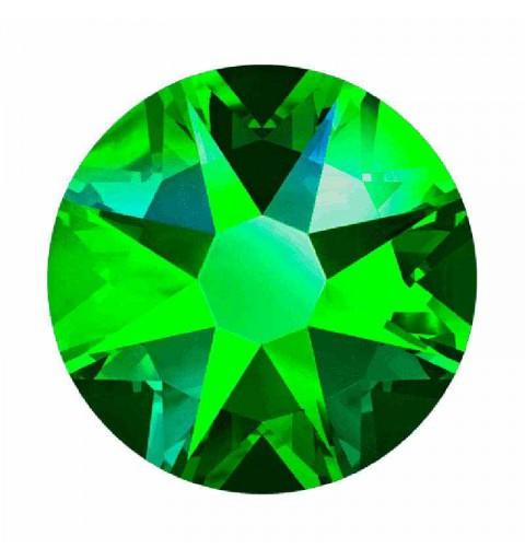 2078 SS16 Emerald AB A HF (205 AB) XIRIUS Rose SWAROVSKI CRYSTALS