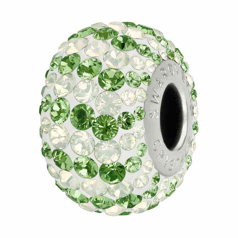 14mm Erinite (360) 82152 Candy BeCharmed Pavé Bead Swarovski