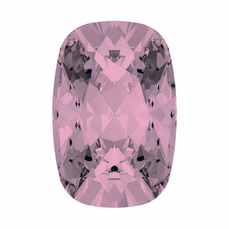 14x10mm Crystal Antique Pink F (001 ANTP) 4568 Cushion Кристалл для украшений Swarovski