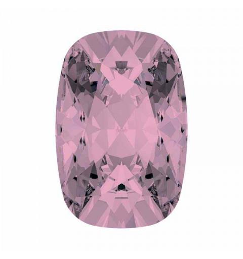 14x10mm Crystal Antique Pink F (001 ANTP) 4568 Cushion Fancy Stone Swarovski