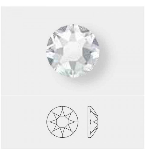 2078 SS20 Crystal Cosmojet A HF (001 COJET) SWAROVSKI CRYSTALS