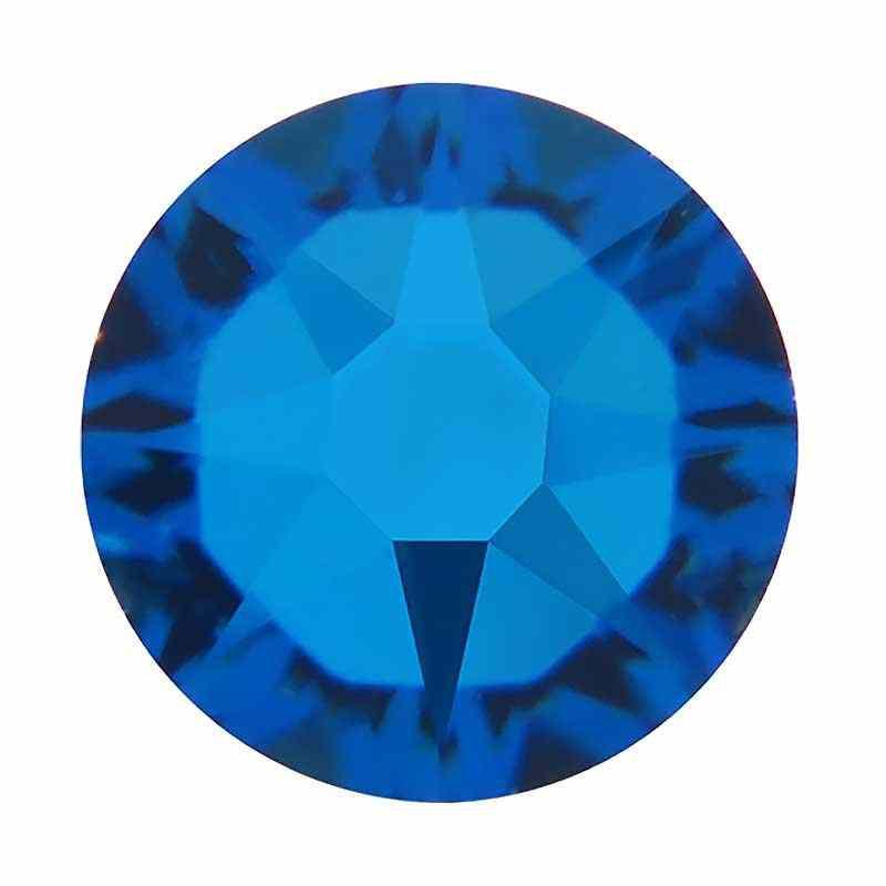 2058 SS16 Crystal Bermuda Blue F (001 BB) XILION Rose SWAROVSKI Crystals