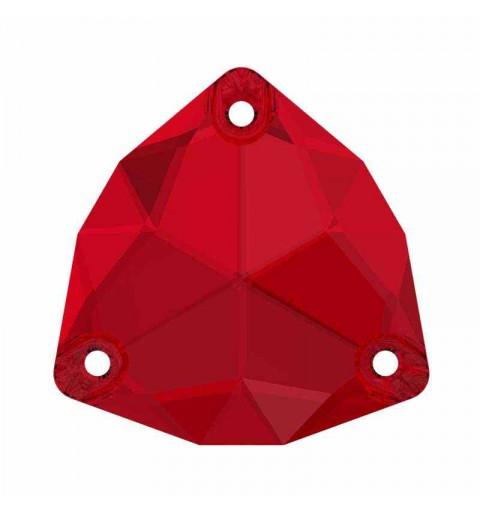 20MM Scarlet F (276) 3272 Trilliant SWAROVSKI Crystal