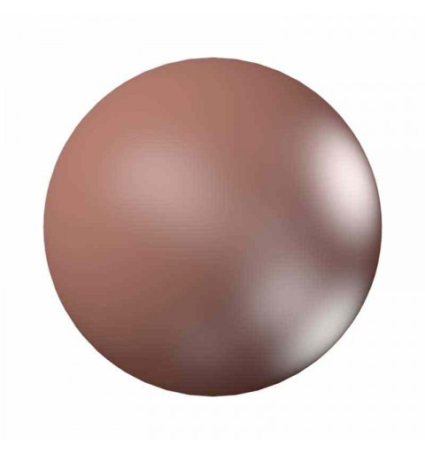 3MM Velvet Brown Perles Cristallines (001 951) 5810 SWAROVSKI