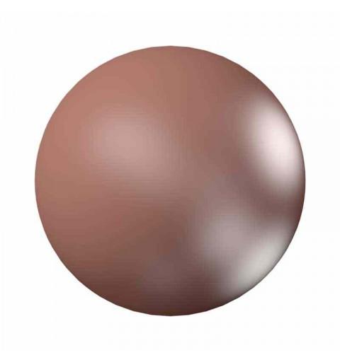 6MM Velvet Brown Kristall Ümmargune Pärl (001 951) 5810 SWAROVSKI