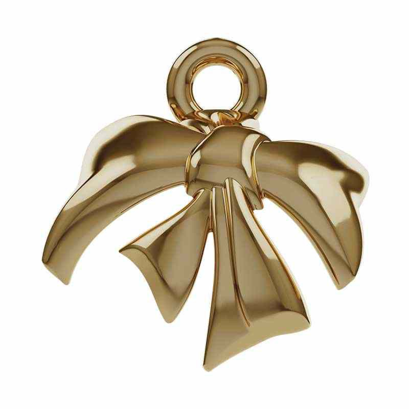10mm Brass Metal Bow 58M001 Swarovski