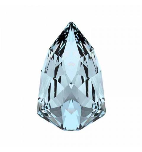 18.7x11.8mm Crystal Blue Shade F (001 BLSH) Slim Trilliant 4707 de Swarovski