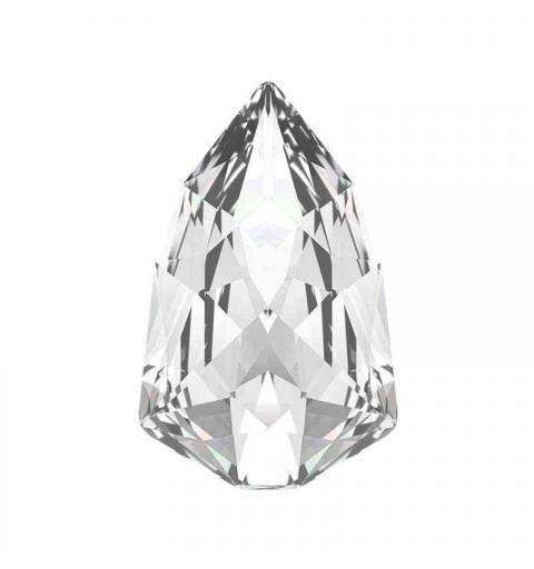 18.7x11.8mm Crystal F (001) Slim Trilliant Ehete Kristall 4707 Swarovski