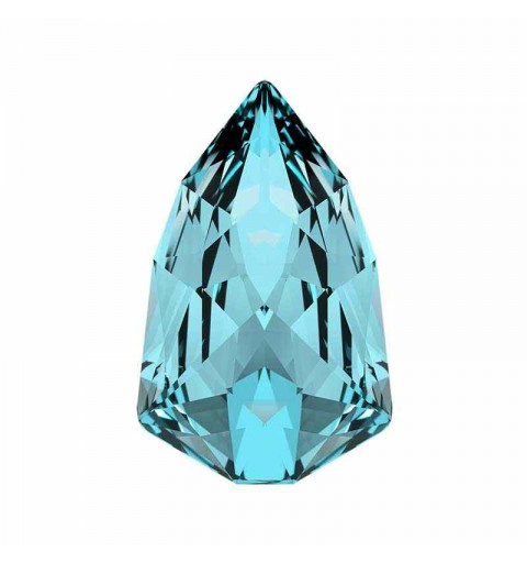 18.7x11.8mm Aquamarine F (202) Slim Trilliant Fancy Cristal 4707 de Swarovski