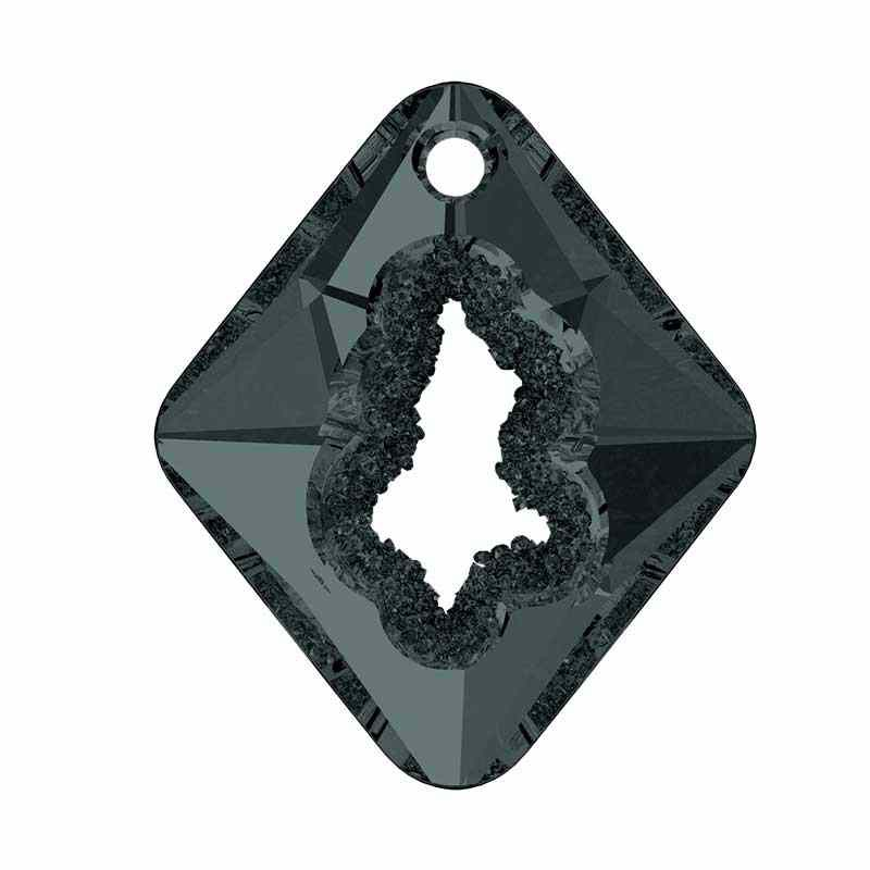 36MM Crystal Silver Night (001 SINI) Growing Cr. Rhombus Подвески 6926 SWAROVSKI