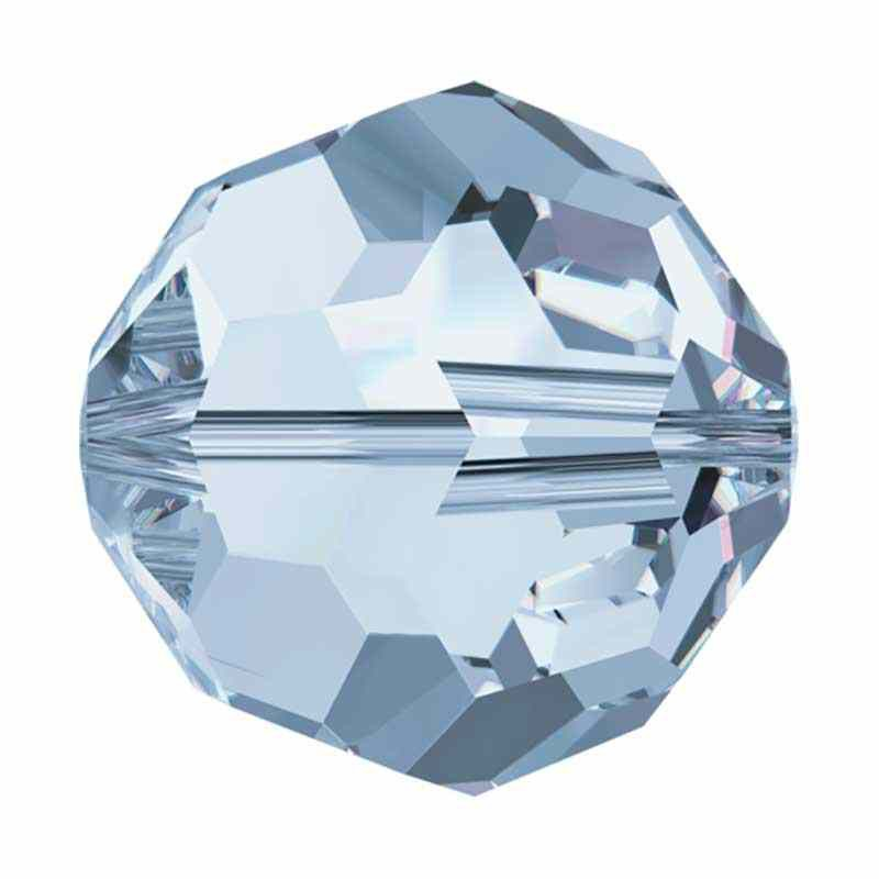 10MM Crystal Blue Shade (001 BLSH) 5000 Round Bead SWAROVSKI