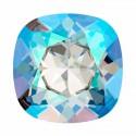12mm 4470 Light Sapphire Shimmer F (211 SHIM) Padjakujuline Ruudune Ehte Kristall Swarovski