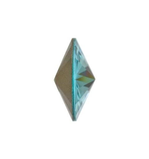 14MM Light Turquoise F (263) 1122 Rivoli Chaton SWAROVSKI ELEMENTS