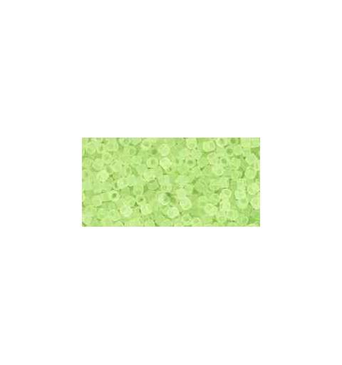 TT-01-15F Transparent-Frosted Citrus Spritz TOHO Treasures Seemnehelmed