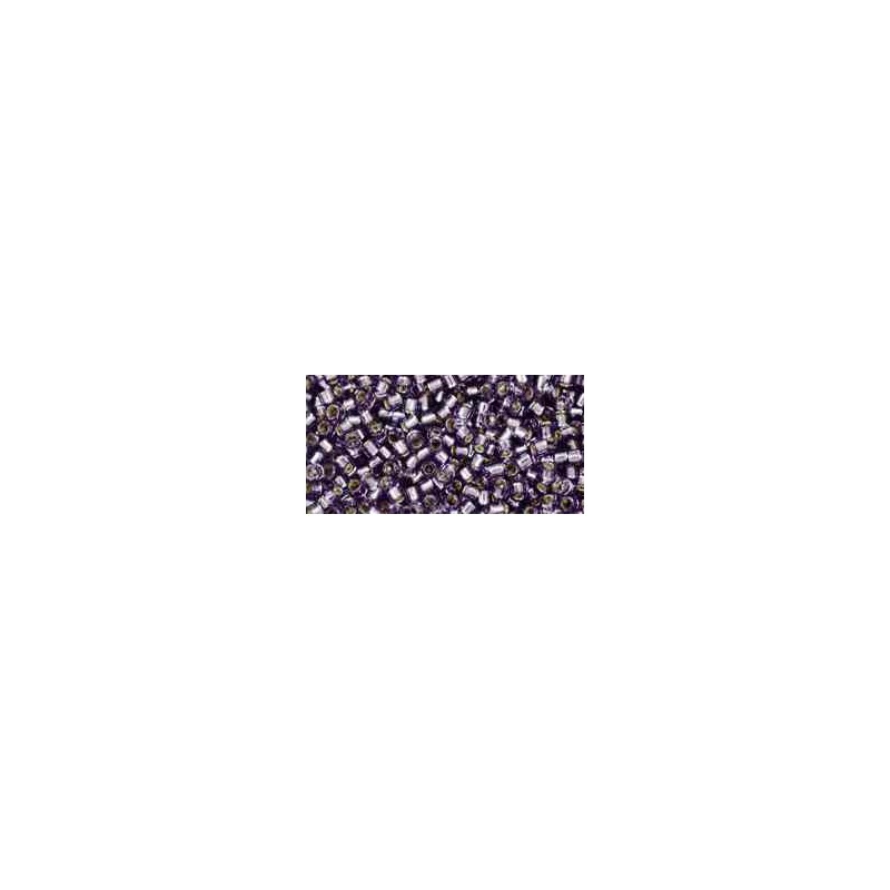 TT-01-39 Silver-Lined Tanzanite TOHO Treasures Seed Beads