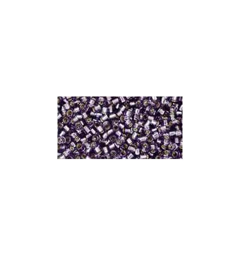 TT-01-39 Silver-Lined Tanzanite TOHO Treasures Seed Beads