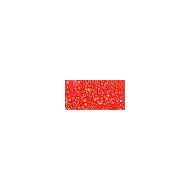TT-01-410 Opaque-Rainbow Pumpkin TOHO Treasures Rocaille
