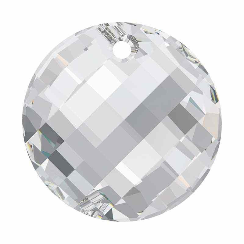 18MM Crystal Comet Argent Light (001 CAV) Twist Pendant 6621 SWAROVSKI