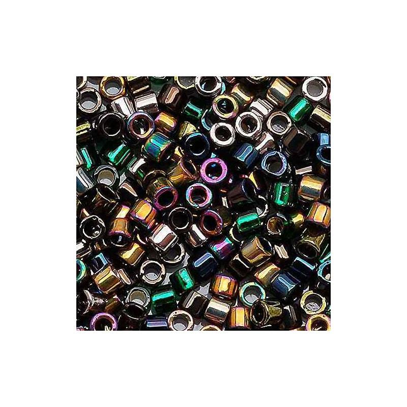 DBMIX-23 Metallic Rain MIYUKI DELICA Mix 11/0 Perles de Rocailles